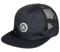 Harsh Pocket Trucker Cap - Schwarz