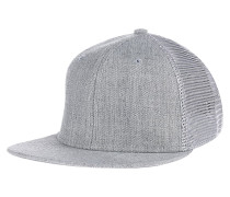 MoneyClip Snapback Cap - Grau