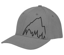 Mountain Slidestyle - Flexfit Cap - Grau