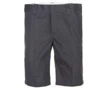 Slim Stgt - Chino Shorts - Grau