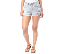 Drift Away - Shorts - Blau