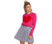 Gmj Heart - Strickpullover - Pink