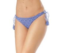 Paloma Midi - Bikini Hose - Blau