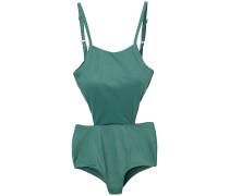 Solid - Badeanzug - Grün