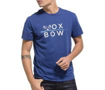 Tabest - T-Shirt - Blau