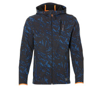 Coast Softshell - Funktionsjacke - Blau