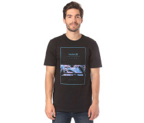 Chasing Paradise - T-Shirt - Schwarz