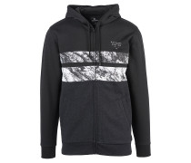 Blocking Surf - Kapuzenjacke - Schwarz