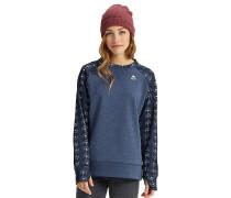 Oak Crew - Sweatshirt - Blau