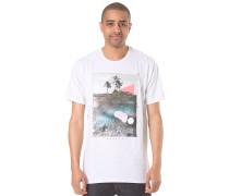 Skull Slash - T-Shirt - Grau