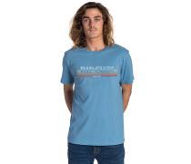 Hey Mama - T-Shirt - Blau