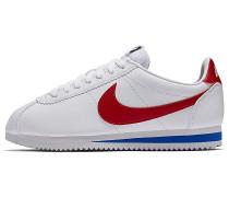 Classic Cortez Lthr - Sneaker - Weiß