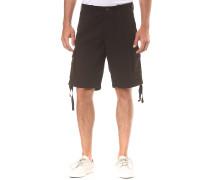 New - Cargo Shorts - Schwarz