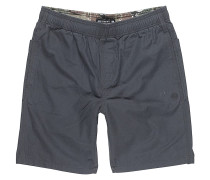 Pull Up Ripstop Wk - Shorts - Grau