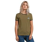 Keep Goin Ringer - T-Shirt - Grün