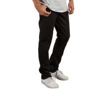 Vorta - Jeans - Schwarz