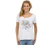 Toupy - T-Shirt - Weiß