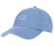 Stacked - Cap - Blau
