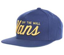 Hayden - Snapback Cap - Blau