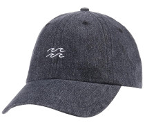 Stacked Denim - Cap - Schwarz