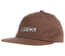 Newman Snapback Cap - Braun