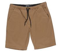 Altona Wk - Shorts - Braun