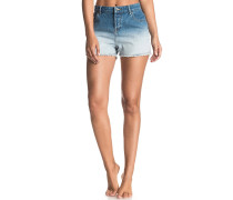 Lovely Deep Dye - Shorts - Blau
