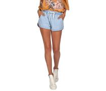 Road Trippin - Shorts - Blau