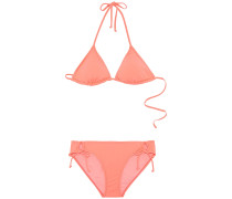 Triangle Bikini-Set - Bikini Set - Pink
