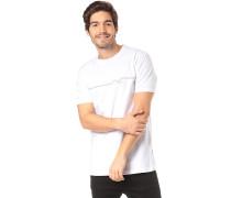 Möwe Lines - T-Shirt - Weiß