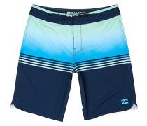 Fifty50 X 19 - Boardshorts - Blau