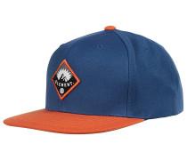 Trekker Snapback Cap - Blau