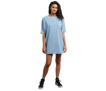 Snap It - Kleid - Blau