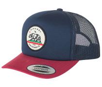 Labelled - Trucker Cap - Blau