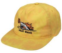 Heat Wave - Snapback Cap - Gelb