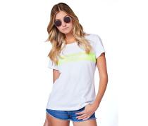 T-Shirt Frontdruck - T-Shirt - Weiß