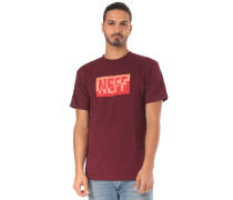 New World - T-Shirt - Rot
