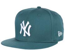 9Fifty New York Yankees Snapback Cap - Grün
