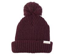 Muffin - Mütze - Rot