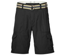 Beach Break - Cargo Shorts - Schwarz