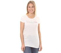 Classic Corp Logo - T-Shirt - Weiß