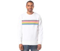 Sweat Print - Sweatshirt - Weiß