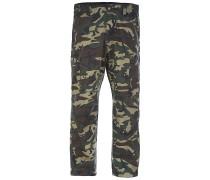 Higden - Cargohose - Camouflage