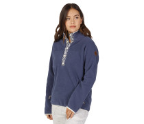 Hearth - Fleecejacke - Blau