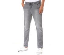 Jogger Jeans - Grau