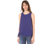Top With Knot Detailing - Top - Blau