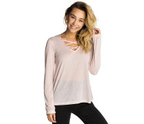 Crystal - Langarmshirt - Pink