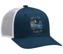 The Tall Tales Trucker Cap - Blau