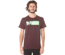 Halfer - T-Shirt - Braun