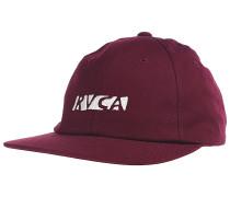 Newman Snapback Cap - Rot